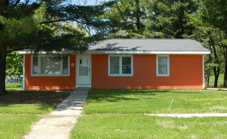 Fermilab's Little Houses