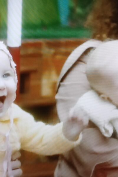 Baby from Call The Midwife
