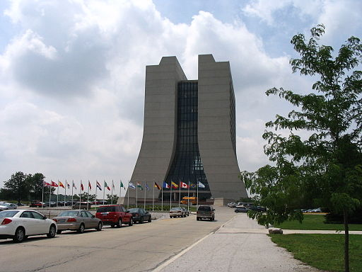 Fermilab's Village Houses and the Large Hadron Collider