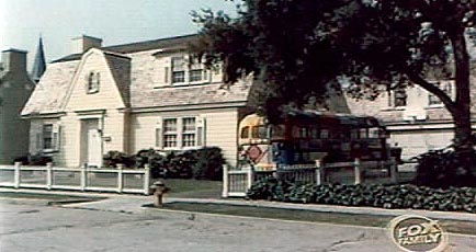 The Partridge Family TV House