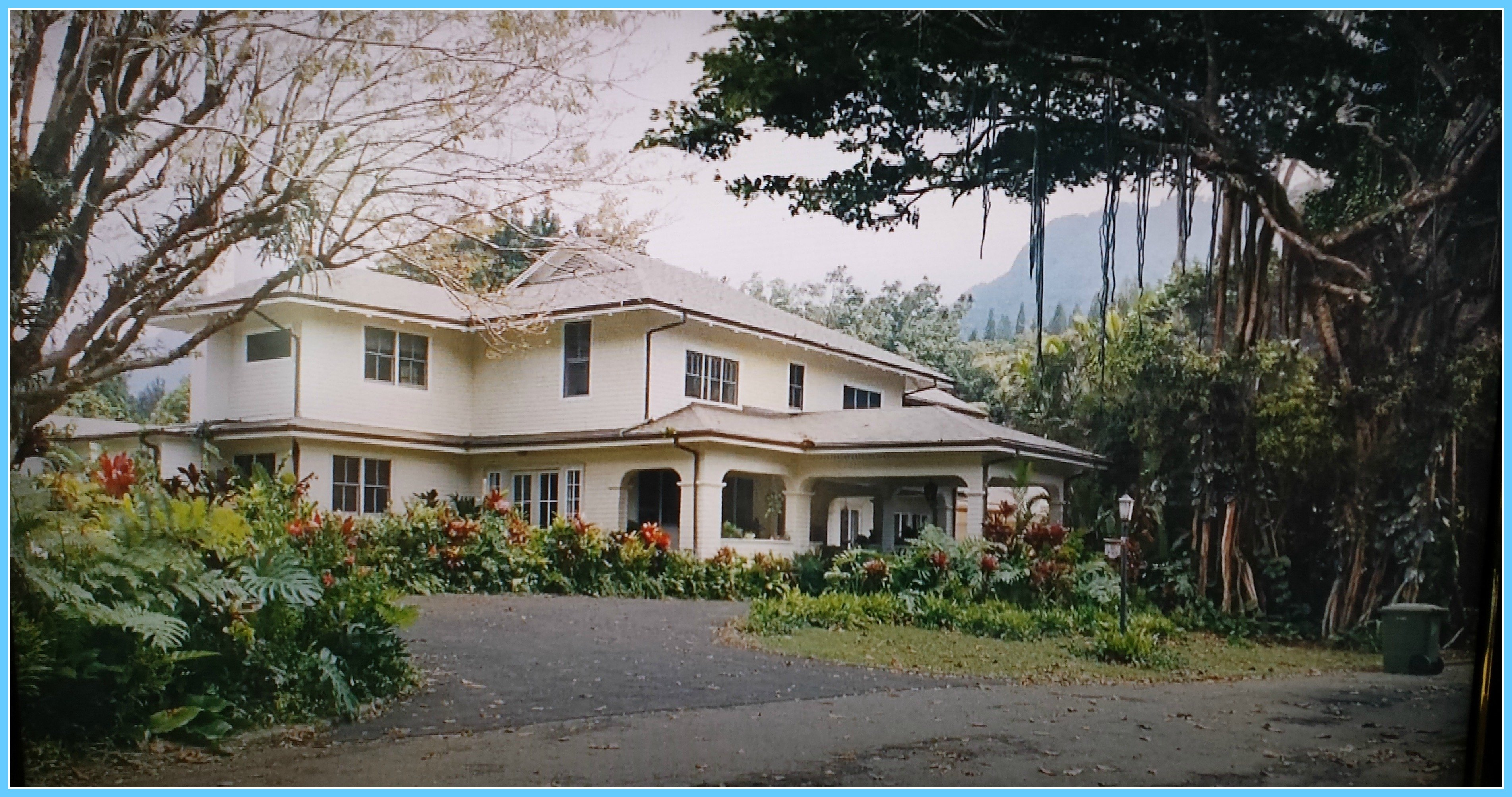 The Descendants Movie Houses Filming Locations, Photos