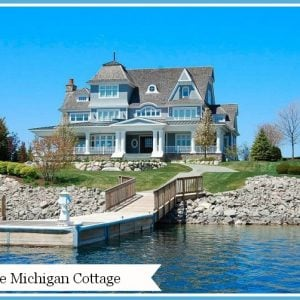 A Lake MIchigan Cottage in Bay Harbour, MI 2
