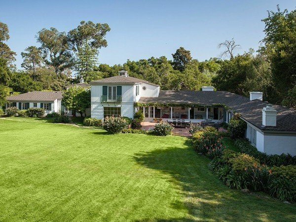 Drew Barrymore Montecito House Is 7 500 000