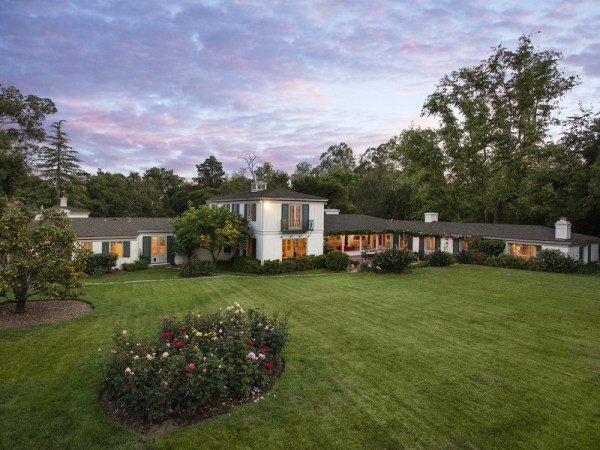 Celebrity Real Estate: Drew Barrymore's House In Montecito Is $7,500,000