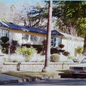 Family Tree LA house