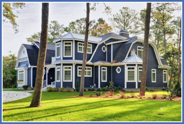 Henlopen Acres III custom home