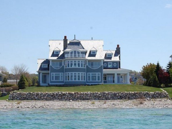 Lake Michigan cottage