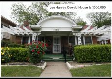 For Sal Lee Harvey Oswald House