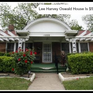 Lee Harvey Oswald House