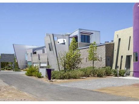 Penn Jillette The Slammer house