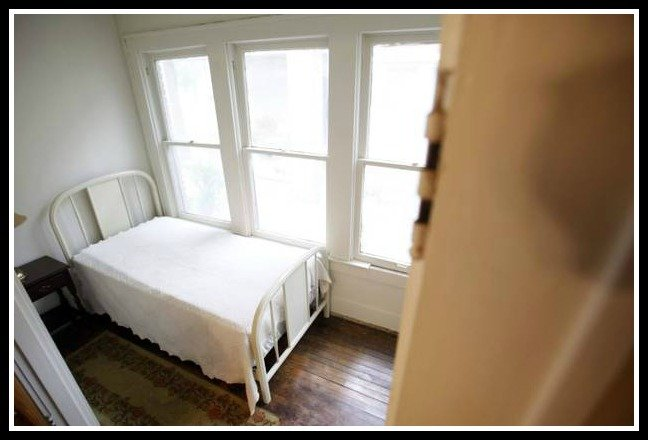 Room Oswald rented in 1963