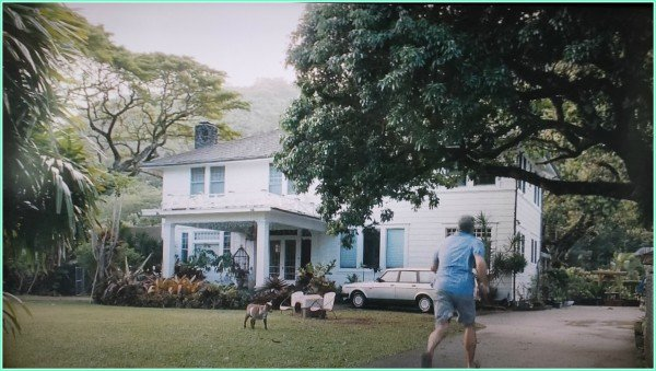 The Mitchell house - the Descendants screenshot