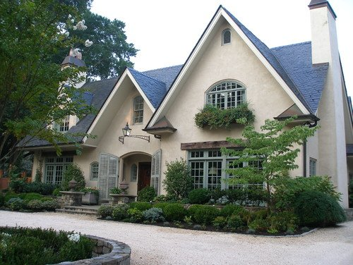 French country cottage for French country home