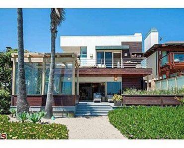 Robert Redford old Malibu CA house