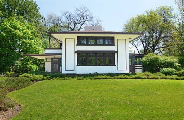 Hunt House - Frank Lloyd Wright House For Sale