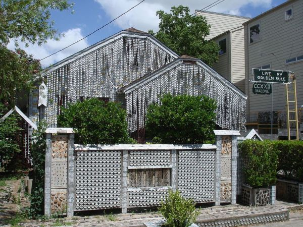 Beer Can House