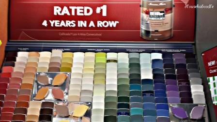 Behr Paint rated #1