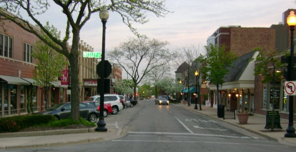 Wheaton, Illinois My Home Town