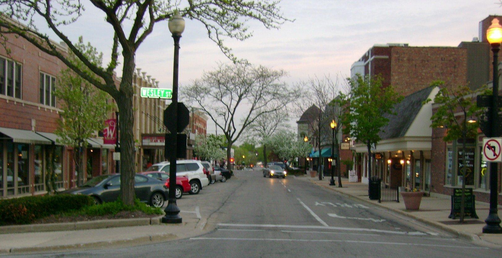 Downtown Wheaton Restaurants