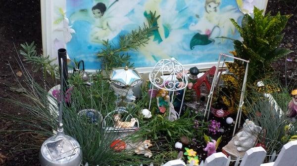 Fairy garden toys
