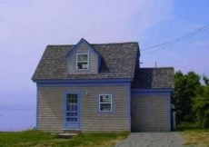 Little Deer Isle Maine cottage