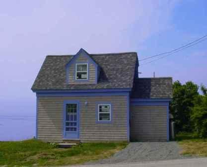 Little Deer Isle Maine Periwinkle Cottage