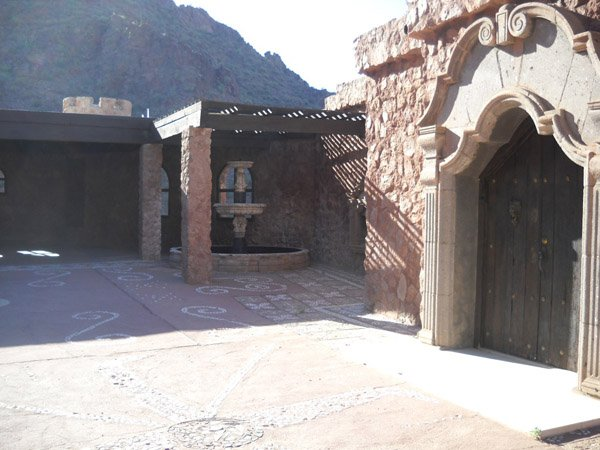 Camelback Mountain castle entrance