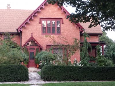 Gothic Revival housestyle