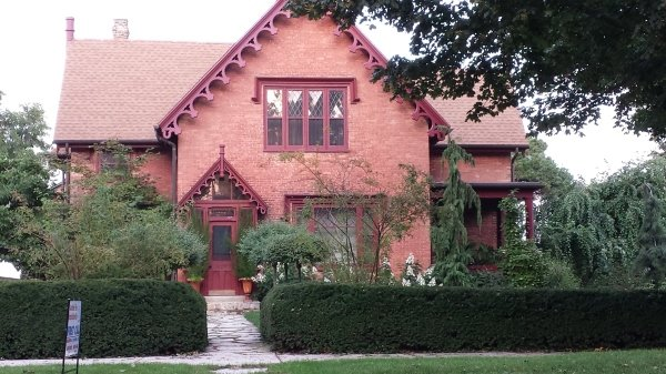 Gothic Revival Racine Wisconsin