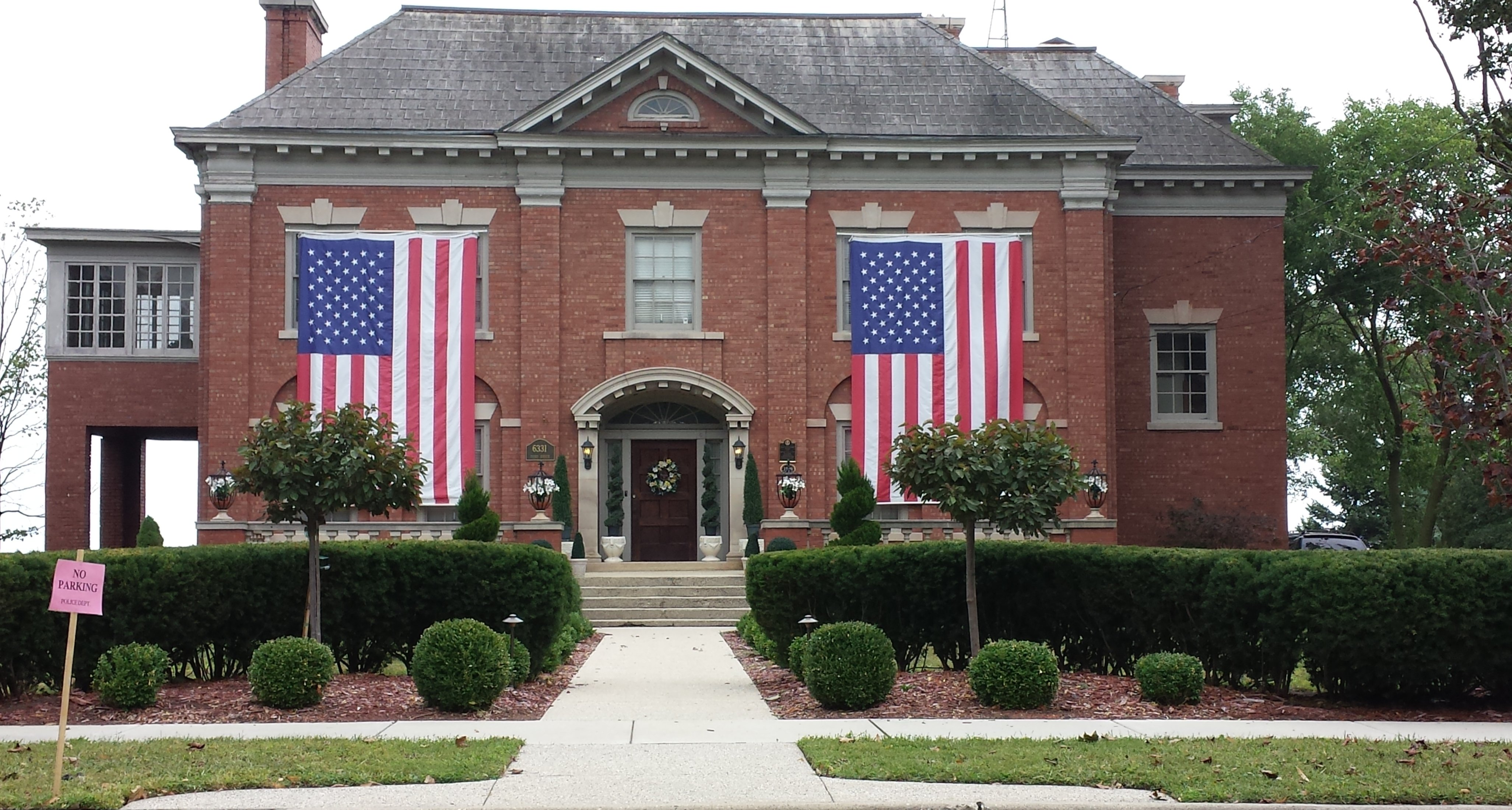 Historical Mansions And Houses Of Kenosha Wisconsin