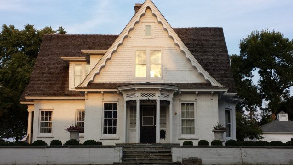 Home Tour in Racine, Wisconsin - Gothic, Italian, Greek Style Homes