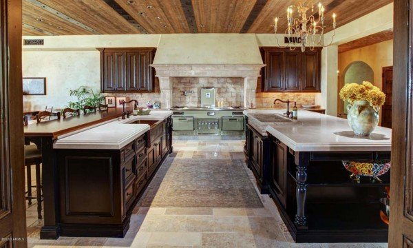 Million Dollar Home In Scottsdale Arizona Is 24500000
