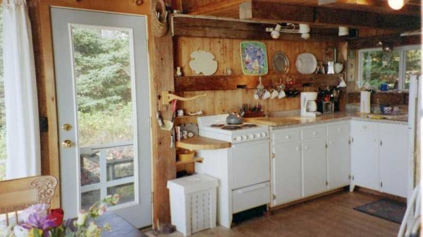 Serendipity Cottage kitchen