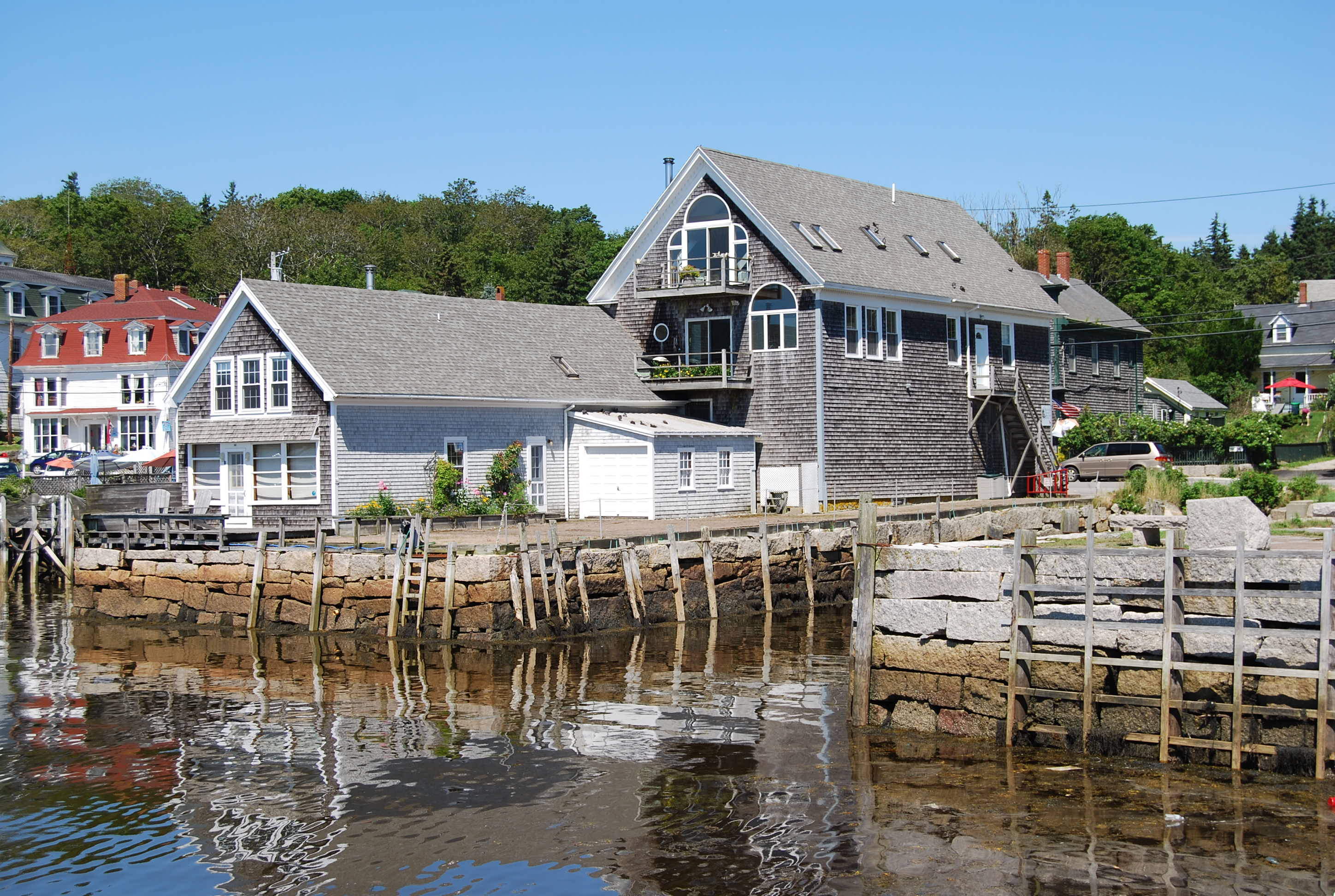 Little Deer Isle Vacation Rentals - Periwinkle and ...