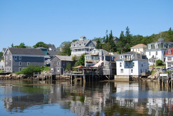 Town of Stonington in Maine