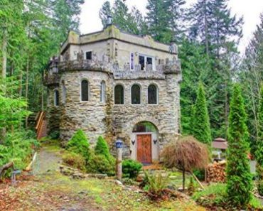 modern medieval castle