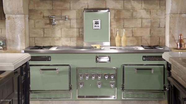 kitchen double ovens