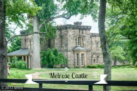 Melrose Castle in Foreclosure - Buy a Fairytale