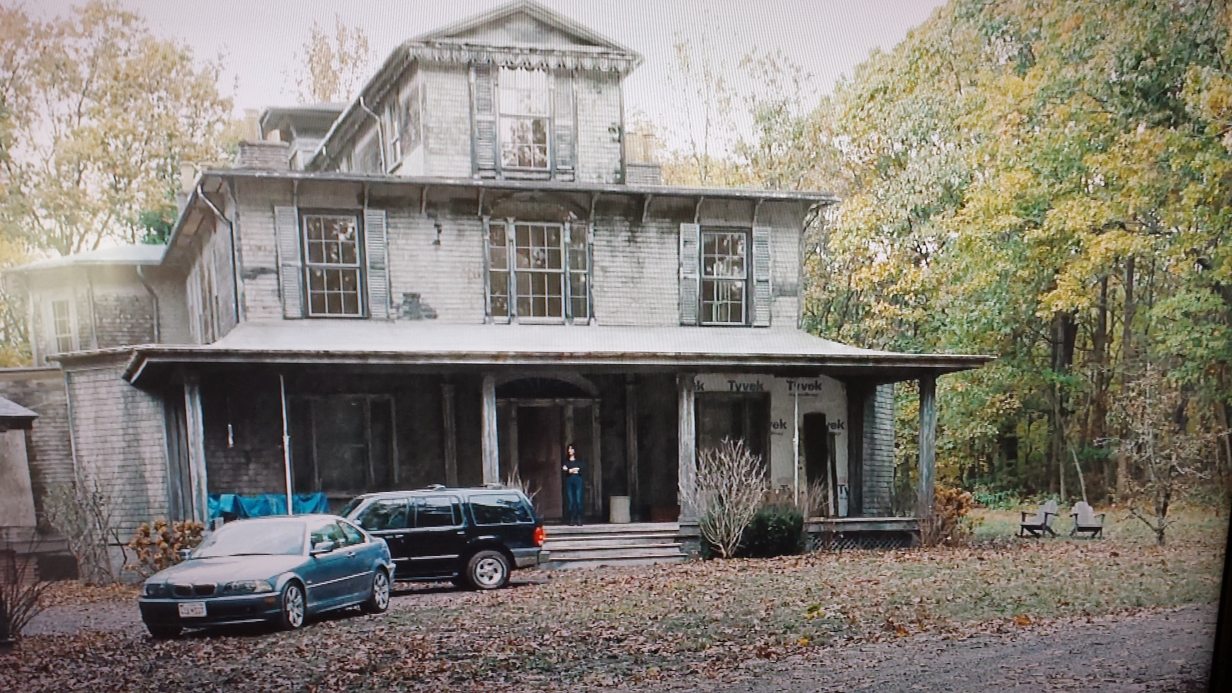 Bourne Legacy House Is Dr Oliver Bronson House
