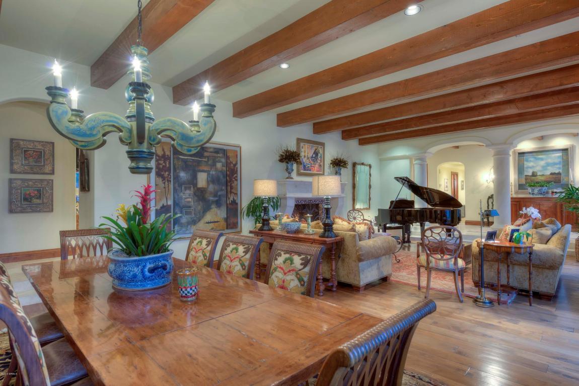 million dollar listing in paradise valley arizona