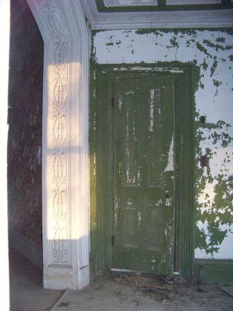 Dr. Oliver Bronson House Interior Restoration