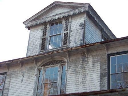 Dr. Oliver Bronson House restoration