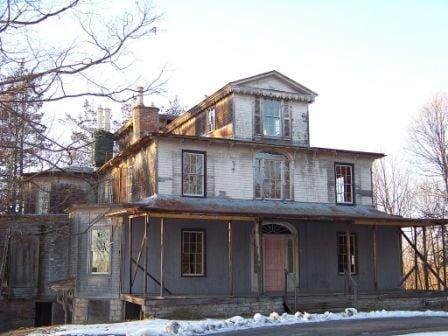Dr. Oliver Bronson House