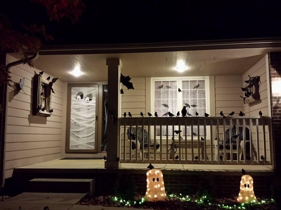 halloween decorating idea - Creative Halloween Decorating Ideas