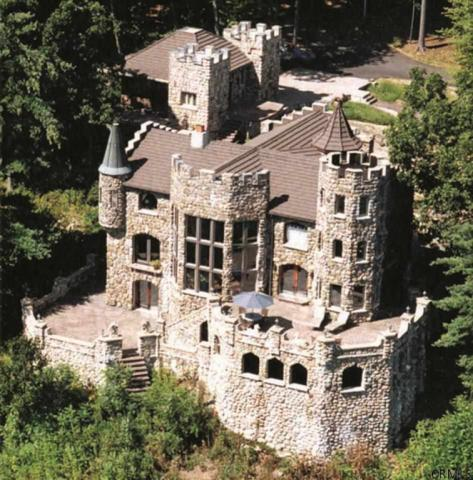 Highlands Castle A Fairytale Destination and is a multi-million dollar castle for sale in NY