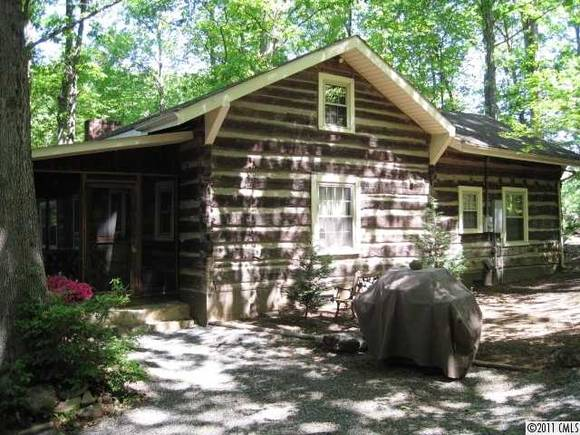 Homeland Cabin Location in Charlotte NC