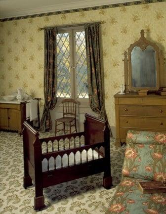 Lucy's bedroom