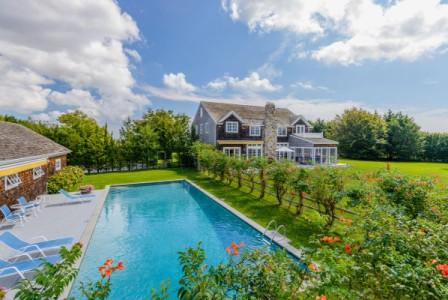 Real Housewives Of NYC Farmhouse in the Hamptons