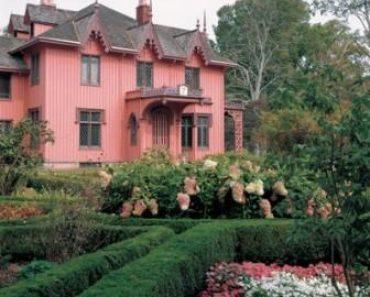Roseland Cottage Connecticut