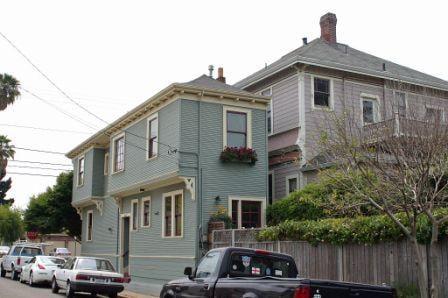 """Alameda Spite House"""